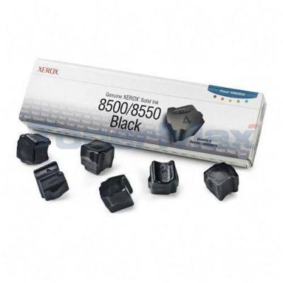 XEROX PHASER 8500 8550 SOLID INK BLACK
